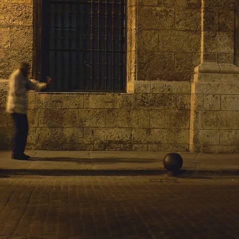 The dancing man, Havana