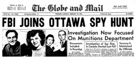 The Cold War begins…in Ottawa