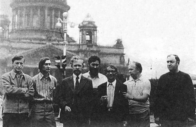 The leaders of VSKhSON after their release from prison, Copyright © The Institute of Modern Russia